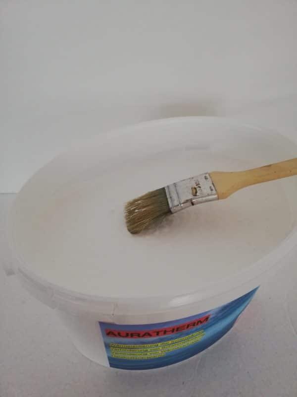 thermopaste mit pinsel
