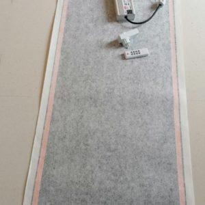 teppichheizung mit carbon heizvlies
